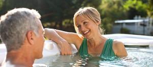 Caldera Spas hot tubs