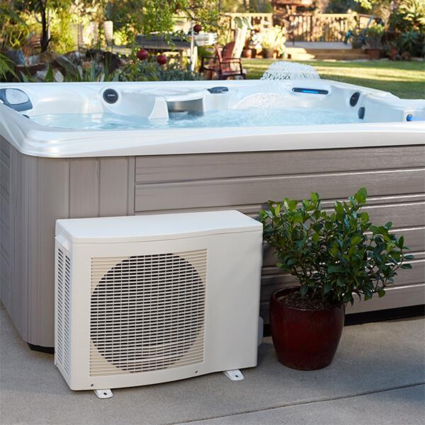 caldera spas coolzone robinson 39 s hot tubs. Black Bedroom Furniture Sets. Home Design Ideas