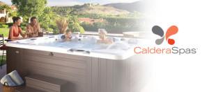 Caldera Spas at Robinsons Hot Tubs