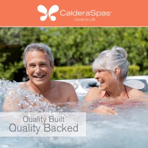 free caldera spas brochure