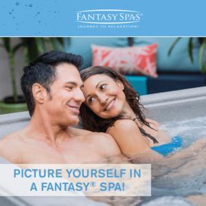 free fantasy spas brochure