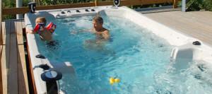 Swim Spas at Dealer X