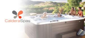 Caldera Spas at Robinson's Hot Tubs