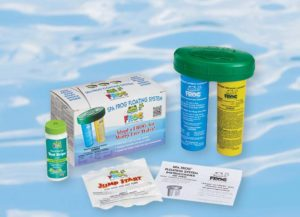 caldera frog water care