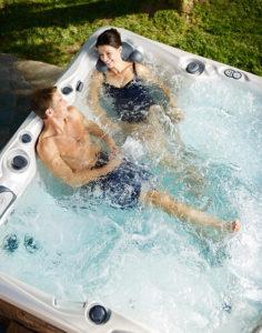 Caldera Spas Financing event at Robinson's Hot Tubs